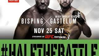 UFC Shanghai: Bisping vs Gastelum Bets, Picks, Predictions on Half The Battle