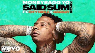 Kadr z teledysku Said Sum (Remix) tekst piosenki Moneybagg Yo