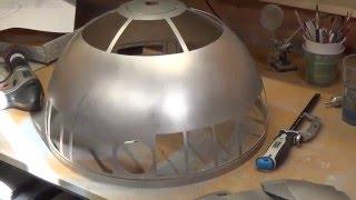 Full size R2 D2 build - Part 1