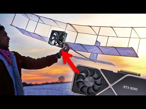 Can a PC Fan Fly a Plane?
