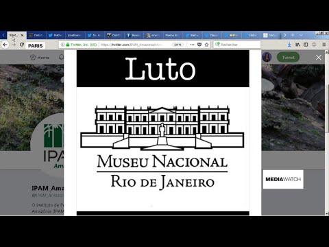 Brazil mourns museum losses