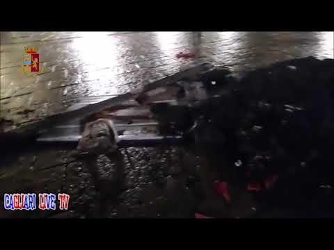 immagine di anteprima del video: Manifestazione a Torino contro il DPCM. La devastazione...