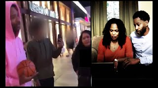 Black Couple Claims They Felt Racially Profiled By White Manager At A Sporting Goods Store