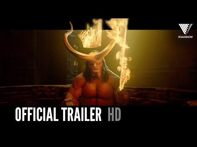 HELLBOY 2 (FINAL SHOWS THURS.) Trailer