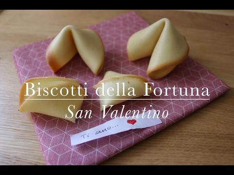 Biscotti della Fortuna San Valentino | ❤︎ love | CasaSuperStar