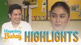 Magandang Buhay: Joshua Garcia reveals the name of his first girlfriend