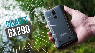 Gigaset GX290 - Ein Smartphone das auch Outdoor kann
