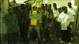 Vybz Kartel - Send Fi Mi Empire Army (OFFICIAL High Quality Mp3 VIDEO) 2007 'Gaza' Dark Again Riddim