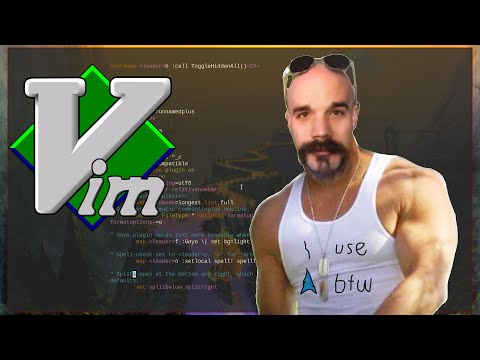 Vim Diesel's OFFICIAL Vimtutor Let's Play/Commentary! (1 HOUR+ Special)
