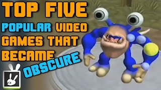 Top Five Popular Video Games That Became Obscure