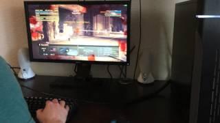 "Battlefield 4 ""Shoulder Cam"" Trackball Mouse Gameplay (Logitech M570) | 1080p 60 FPS"