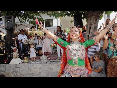 Maati Baani LIVE AT IBIZA | San Juan Market ft. Mafalda Mas
