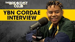 YBN Cordae Talks Debut Album 'The Lost Boy', Family Matters, OG Mentorship + More