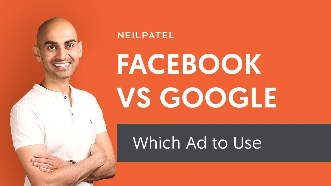 Facebook Ads vs Google Ads: Which One Should You Use
