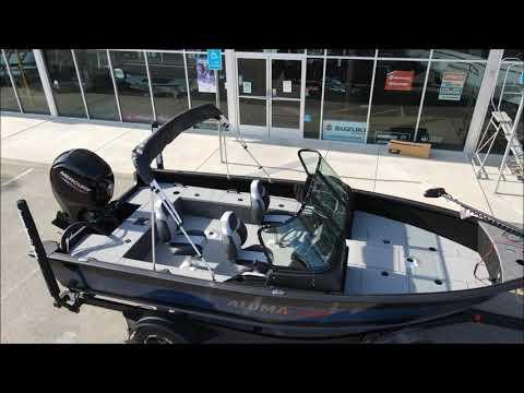 2021 Alumacraft Competitor 185 Sport in Madera, California - Video 2