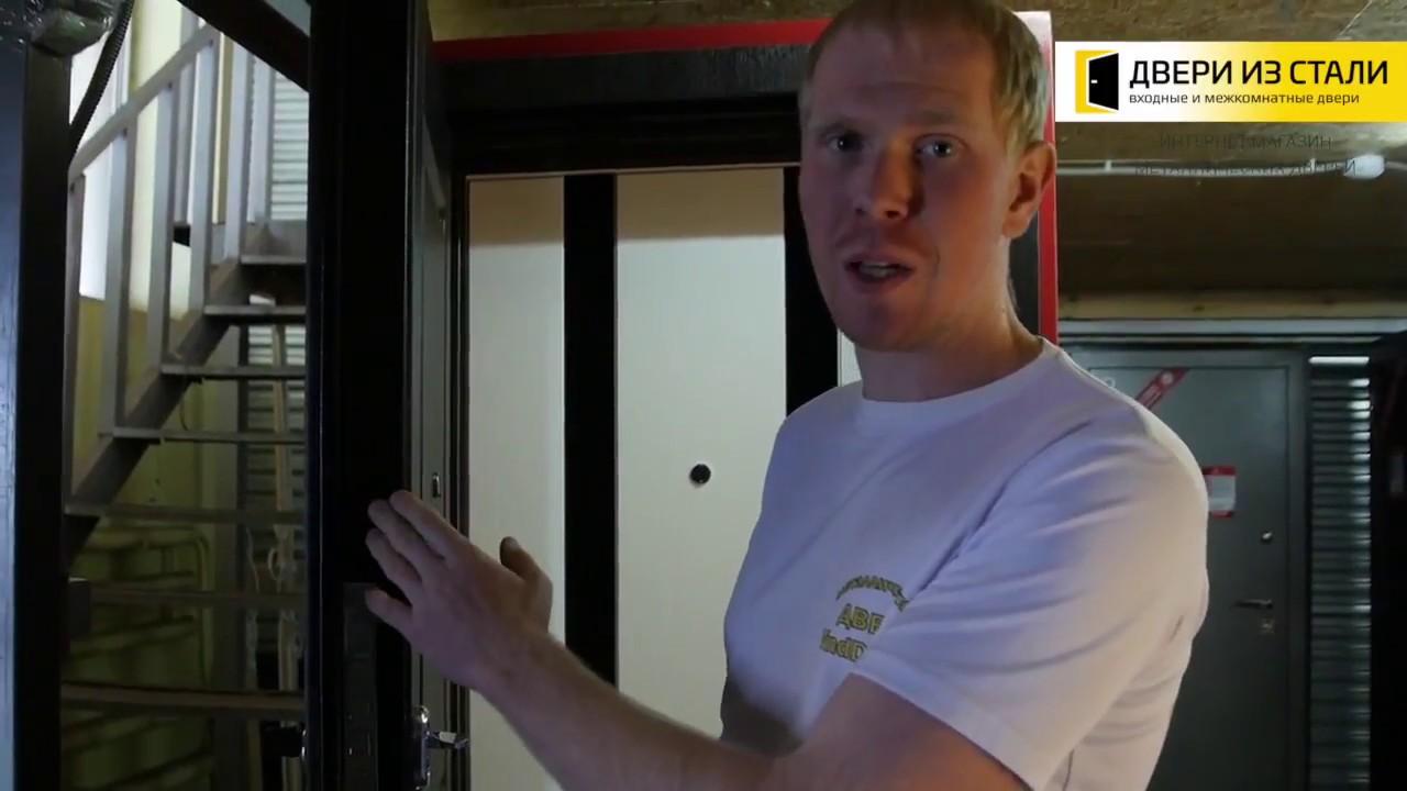 Дверь Аргус ДА-71 - Обзор стальной двери