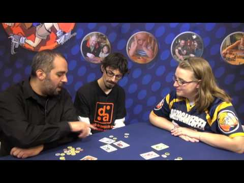15 Days Essen 2014 BGG video
