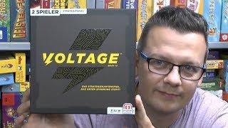 Voltage (Mattel Games) - ab 10 Jahre - 2 Personen-Spiel