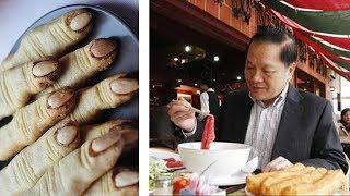 7 Món Ăn Kinh Dị Mà Giới Nhà Giàu Việt Nam Thích Ăn