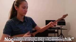 Aziza Sultanbekova - Nogay cir (guitar and dombra)