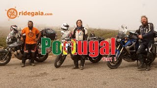 Ep 87 - Portugal (part 1)  - Motorcycle Trip Around Europe