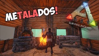 ESTAMOS METALADOS!!  Ft.Dexvaas --- ARK PROMETHEUS COOP!