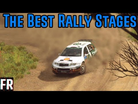 Dirt Rally 2 - The Best Rally Stages