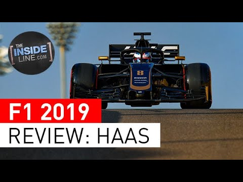 Image: WATCH: Haas F1 2019 Season Review