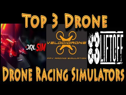 top-3-drone-racing-simulators-drl-velocidrone-liftoff