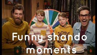 Rhett and link kids funny moments GMM
