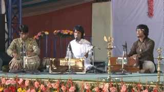 MANISH RATHORE (RATHORE BANDHU) RAAG DARBARI IN SAHAJA YOGA AT NIRMAL DHAM (DELHI) PT 2