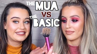 SWAPPING MAKEUP BAGS WITH MY SISTER | KeilidhMua