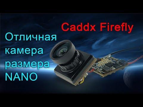 Caddx Firefly. Отличная камера размера Nano .C Banggood!!!