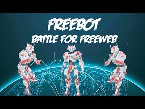 Freebot Gameplay Trailer - Unreal Engine 4 thumbnail