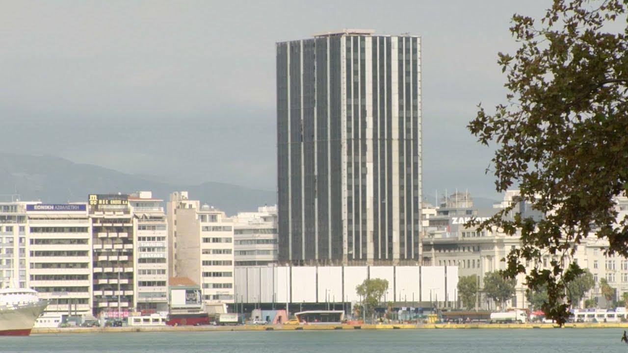 Υπογράφεται η σύμβαση για τον Πύργο Πειραιά