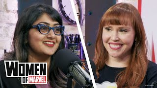 Get More of the Marvel You Love—Through Books!   Women of Marvel