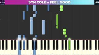[Synthesia Piano] Syn Cole - Feel Good