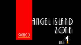 Sonic 3 Music: Angel Island Zone Act 1 [extended]