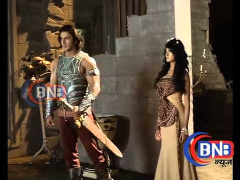 Hatim Fantasy Teleserial - Star Plus Tv Serial | On Location Shoot