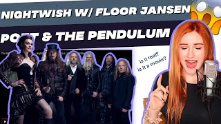 VOCAL COACH REACTS | NIGHTWISH The Poet and the Pendulum... magnificent AND humble??