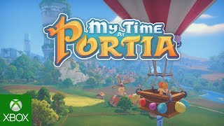 My Time At Portia STEAM cd-key
