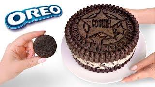 Un pastel de Oreo para los fans de las galletas Oreo