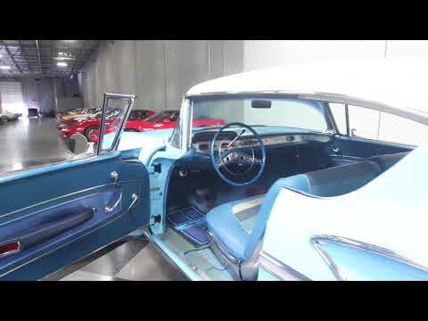 Video of Classic 1958 Chevrolet Impala located in Lithia Springs Georgia - N1VE