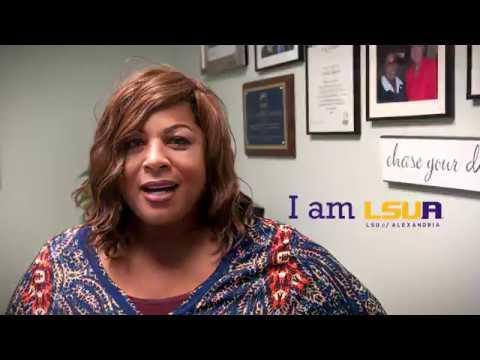 Louisiana State University-Alexandria - video
