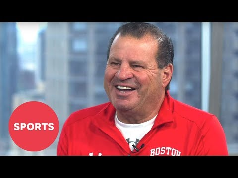 Mike Eruzione reveals untold stories from 'Miracle on Ice' Olympic hockey game | USA TODAY Sports