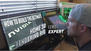 GeForce Garage – How To Build the Ultimate Home 3D Rendering Rig