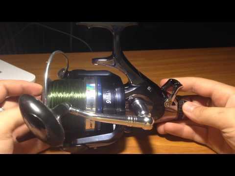 Обзор рыболовных катушек из китая