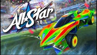 ALL STAR DESIGNS 2.0 - Pimp My Rocket League Ride