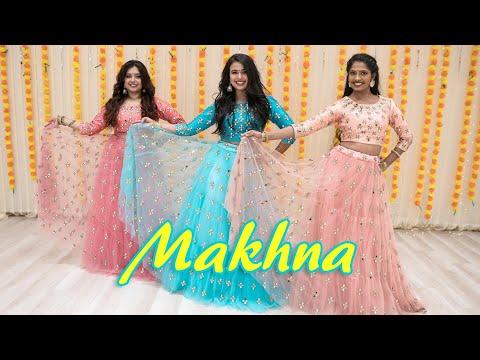 Makhna - Drive | Sangeet Choreography | Jacqueline Fernandez , Sushant Singh Rajput | Team Naach