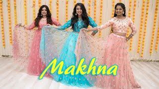 Makhna – Drive | Sangeet Choreography | Jacqueline Fernandez  Sushant Singh Rajput | Team Naach